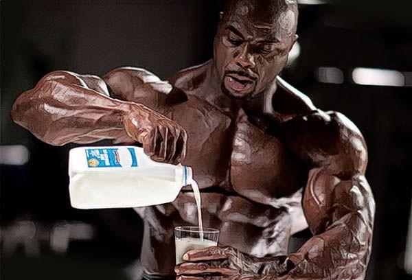 протеїн для набору мишчной маси