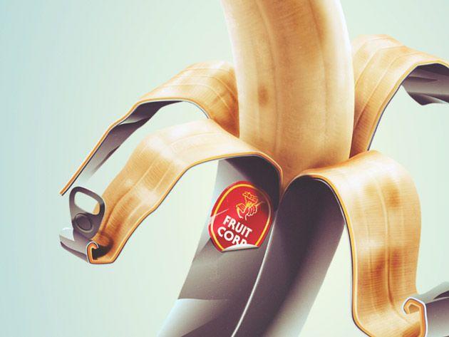 Протеїновий коктейль в домашніх умовах з бананом