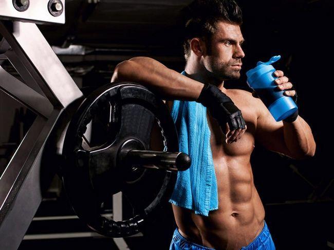 Протеїни для росту м`язів