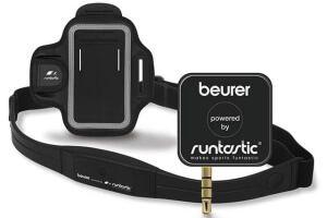 Німецький пульсометр на руку Beurer PM 200