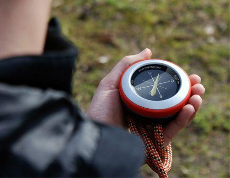 gps компас