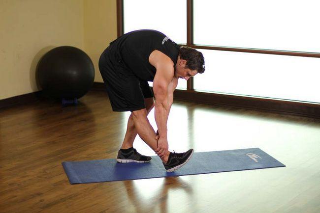 Розтяжка м`язів у бодібілдингу