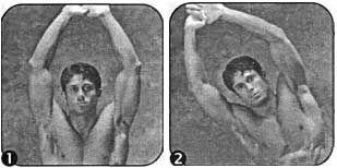 Комплекс вправ для розвитку бічний гнучкості