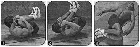 Комплекс вправ для розвитку гнучкості спини