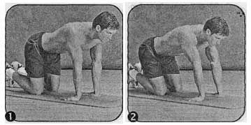 Комплекс вправ для розвитку гнучкості згиначів біцепса і передпліч