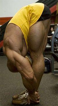 Особливості тренування Майстрів спорту з важкої атлетики.