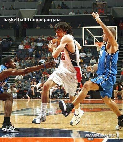 Розвиток швидкості у баскетболістів