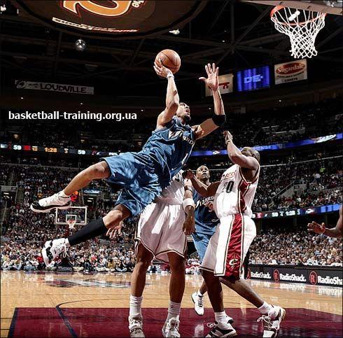 Розвиток спритності у баскетболістів