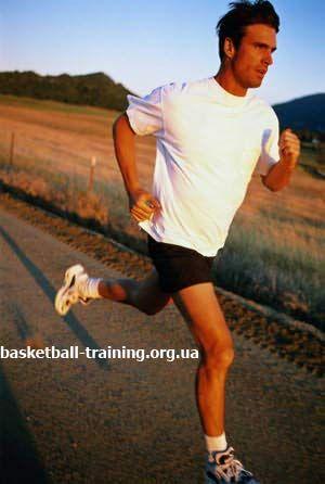 Розвиток витривалості у баскетболістів