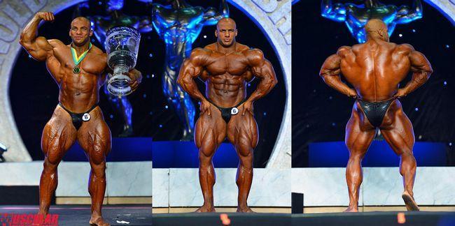 Big Ramy Arnold Classic 2015 Brasil