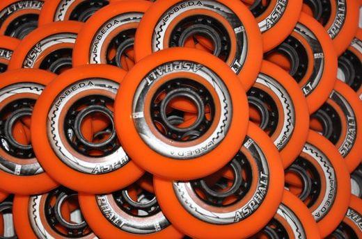 колеса для роликів