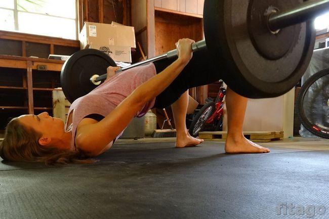 Тренування з вільними вагами