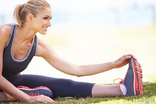 Розтяжка як самостійна тренування дуже ефективна