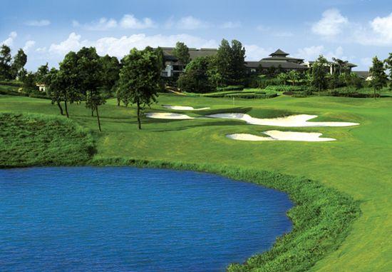 кращі гольф поля світу