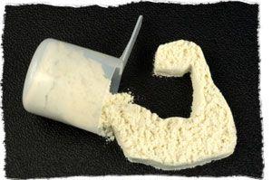 Самий «швидкий» протеїн: сироватковий білок