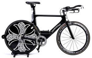 найдорожчий в світі велосипед Chrome Hearts x Cervelo Bike