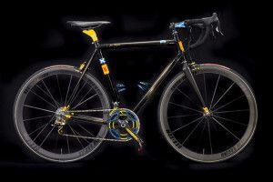 найдорожчий в світі велосипед KGS