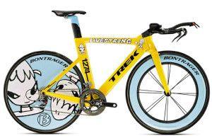 найдорожчий в світі велосипед Trek Yoshitomo Nara Speed   Concept