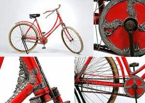найдорожчий в світі велосипед Tiffany