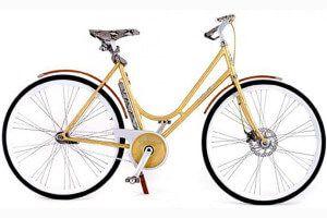 найдорожчий в світі велосипед Montante Luxury Gold Collection