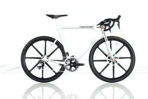 найдорожчий в світі велосипед Beru F1 systems Factor 001