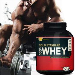 100% Whey Gold Standard - легендарний протеїн