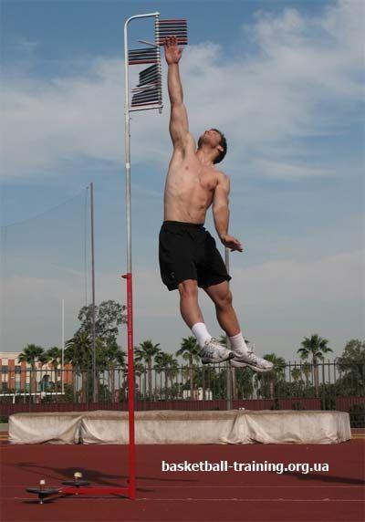 Програма тренування, розвитку і збільшення вертикального стрибка Seme Jump Programme