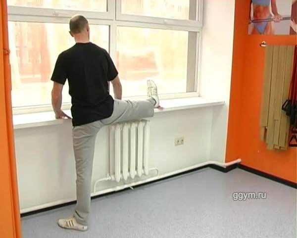 Сісти на шпагат в домашніх умовах. Класне вправу на розтяжку.
