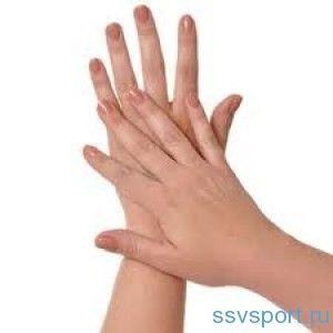 Лущення шкіри на долонях рук