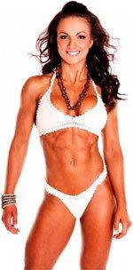 Сушка м`язів для жінок, як варіант швидкого схуднення