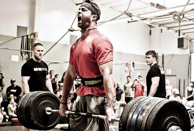 Силові вправи і силовий тренінг