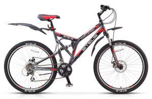 Складаний гірський велосипед STELS Challenger Disc