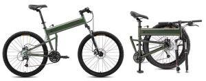 Складаний гірський велосипед Montague Paratrooper