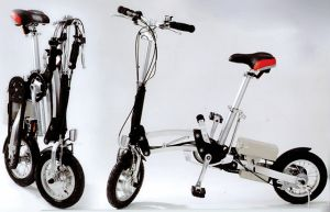 Складаний міні-велосипед для прогулянок по місту