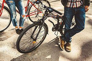 Складаний велосипед forward tracer