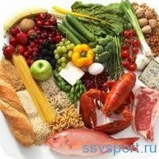 Зміст вітамінів в продуктах харчування - таблиця