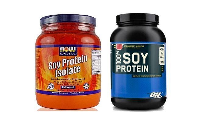 Відгуки про соєвому протеїні