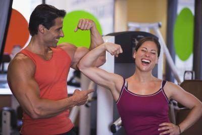 Спорт харчування для росту м`язів