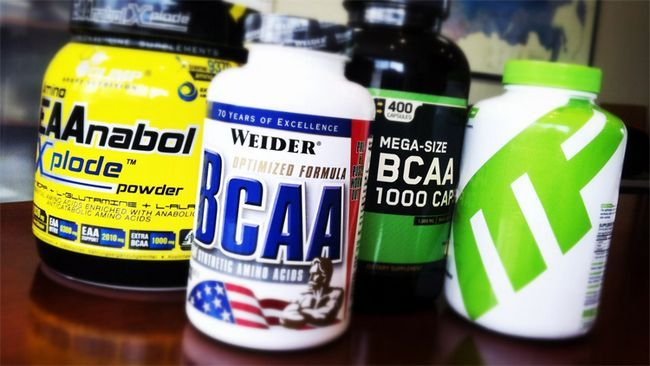 амінокислоти BCAA