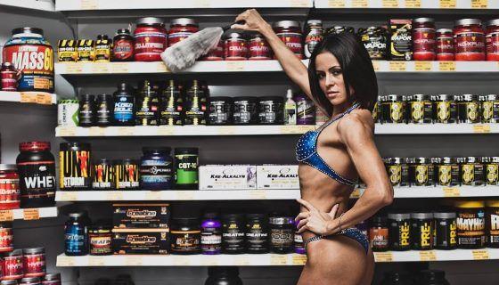 Спортивне харчування для швидкого набору м`язової маси