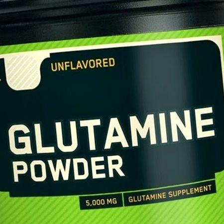 Спортивне харчування глютамин - амінокислота, яка не має альтернативи