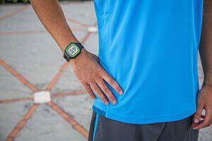 Спортивні годинник для бігу з крокоміром і пульсомірів