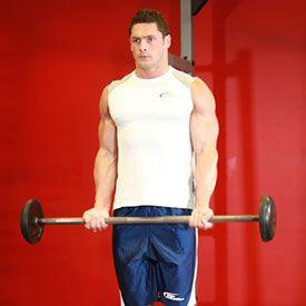 Стандартний комплекс вправ для м`язів рук