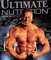 Будівельний матеріал для ваших м`язів: спортивне харчування ultimate nutrition.