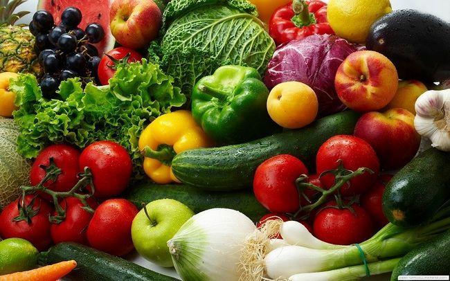 Овочі на сушінні