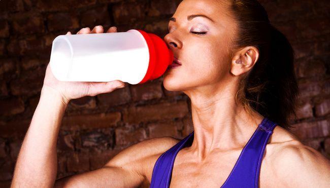 Прийом напою для м`язів