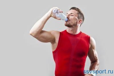 вода і сироватковий протеїн