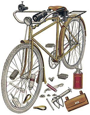 Технічне обслуговування велосипеда, регулювання і налагодження своїми руками