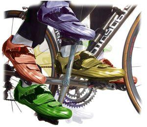 Техніка педалювання на велосипеді