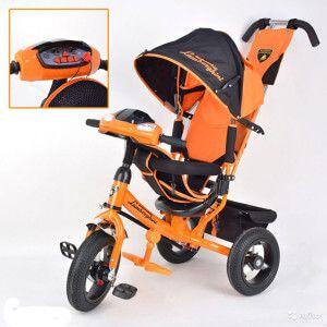дитячий триколісний велосипед Lamborghini l2